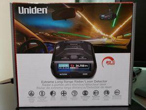Uniden R3 Radar Detector for Sale in Little Elm, TX