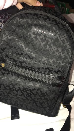 Black Tommy Hilfiger miniature bag for Sale in Mesa, AZ