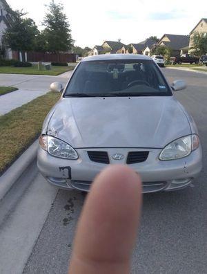 2000 Hyundai Elantra gls manual for Sale in Cedar Park, TX