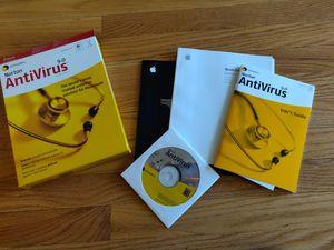 Norton antivirus 9.0 for Mac for Sale in Palatine, IL