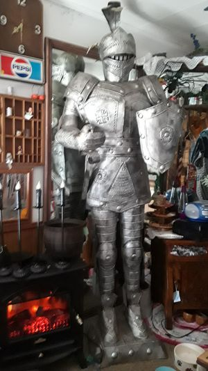 Statue suit of armor for Sale in Pequot Lakes, MN