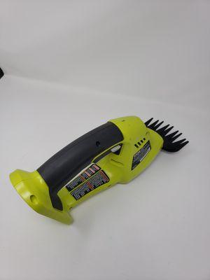 RYOBI 18V Cordless Shear Shrubber Trimmer Kit Model P2900 A331 for Sale in Hesperia, CA
