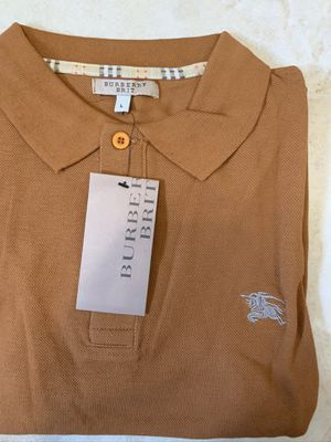 Burberry Brit men's polo shirt for Sale in Staten Island, NY
