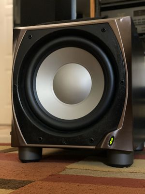 """Infinity Modulus MSW-1 12"""" Powered Subwoofer for Sale in Las Vegas, NV"""