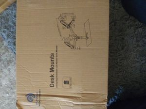 Desk mounts for computer monitor for Sale in Columbus, OH