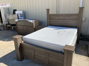 Queen set (ask about DELIVERY) for Sale in Newport News, VA