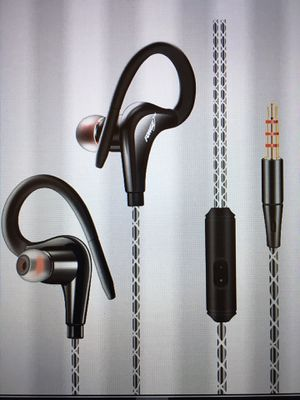 Set of 2-NEW Waterproof Sport Headphones W/ microphone for Sale in Kirkland, WA