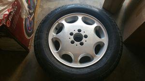 Mercedes benz rim and Tire for Sale in Santa Rosa Beach, FL