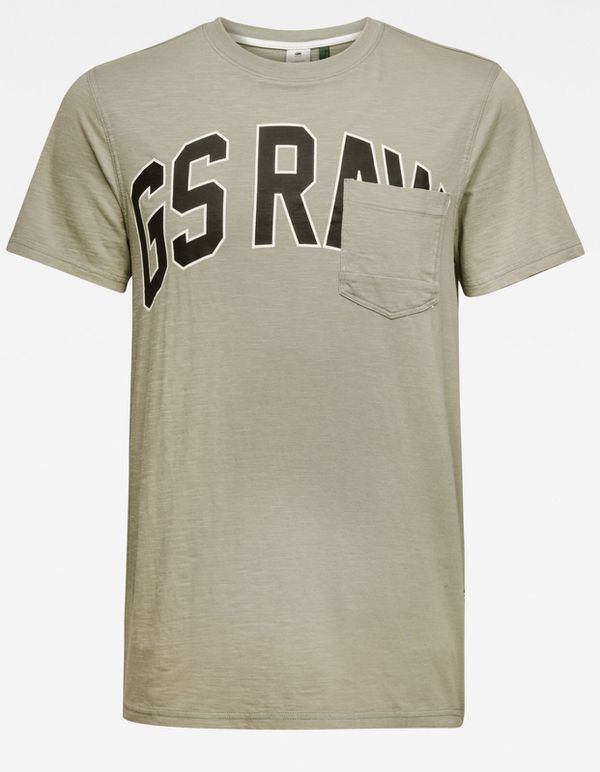 G-Star RAW Men Printed Cotton Blend Tee T Shirt Short Sleeve Size XL NEW Very Rare. Brand New. Ships same day.