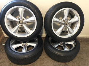 18 in mustang rims for Sale in Tucson, AZ