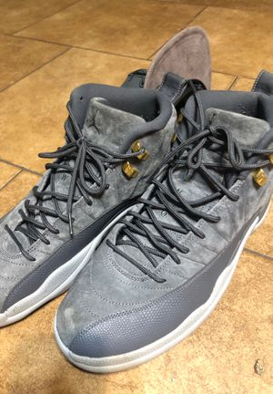 Gray Jordan for Sale in Missouri City, TX