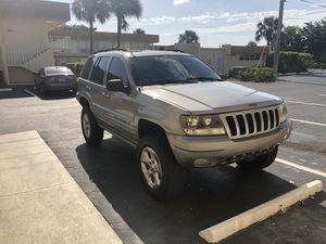 2001 Jeep Grand Cherokee limited for Sale in Boca Raton, FL