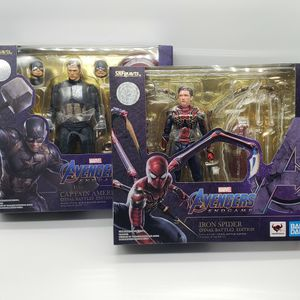 NEW Avengers Endgame SH Figuarts Bundle for Sale in Artesia, CA