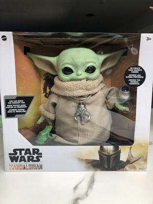 Star Wars The Child aka baby Yoda for Sale in Scottsdale, AZ