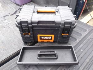 """Rigis 22"""" Pro Tool Box Like New Condition for Sale in Vienna, VA"""