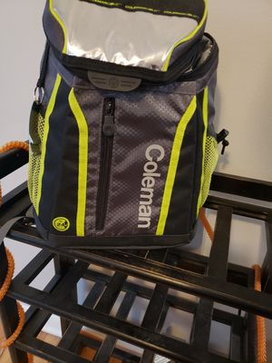 Coleman insulated backpack for Sale in MERRIONETT PK, IL