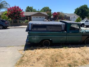 Camper shell for Sale in San Jose, CA