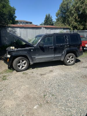 2009 jeep liberty parts only for Sale in Salinas, CA
