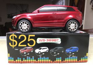 Bluetooth Wireless Rechargeable Speaker 🚘 🔊with FM RADIO 🎶🎶 for Sale in Montebello, CA