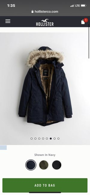 New parka/jacket for Sale in Las Vegas, NV