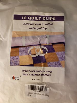 Quilt Clips 12 pack for Sale in Los Angeles, CA