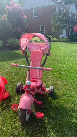 Radio Flyer Transitional Tricycle Trike - Kids Girls Bike Bicycle Toy for Sale in Cherry Hill, NJ