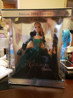 2004 Special Edition Holiday Barbie for Sale in Miami, FL