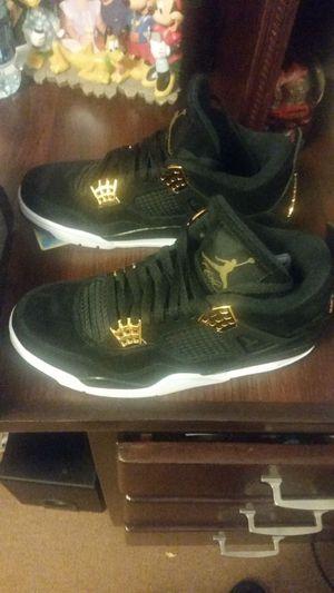 Jordan 4 royalty new size 8 for Sale in San Francisco, CA