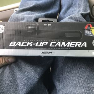 Metes Full Color Back-Up Camera Brand New Still In The Box for Sale in Channelview, TX