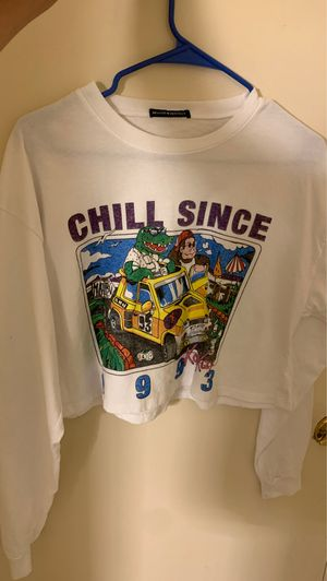 Brandy Melville chill since long sleeve crop top for Sale in Jamul, CA