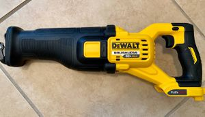 DEWALT DCS388 FLEX-VOLT 60v MAX BRUSHLESS RECIPROCATING SAW **NEW** for Sale in San Antonio, TX