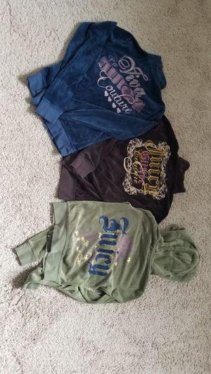 Juicy Couture hoodie/jacket petite for Sale in Bellevue, WA