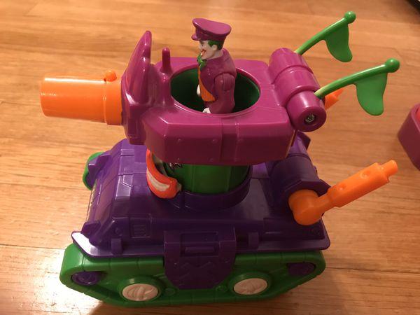 Fisher-Price Imaginext DC Super Friends, Joker Tank