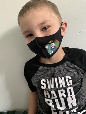10 kid cloth mask bundle for Sale in Elgin, IL