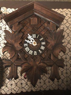 Vintage German Cuckoo Clock for Sale in Centreville, VA