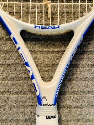 Head tennis racket with case like new for Sale in Las Vegas, NV