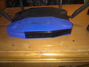 Linksys wifi gaming router for Sale in Tyler, TX