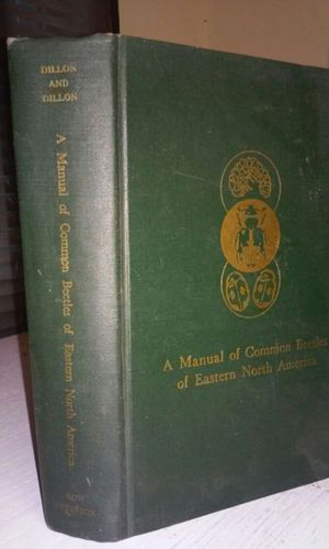 A Manual of Common Beetles of Eastern North America for Sale in Orlando, FL