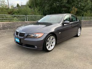 2007 BMW 3 Series for Sale in Lynnwood, WA