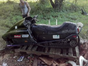 1991 Ski-Doo Snowmobile for Sale in Monroe, CT