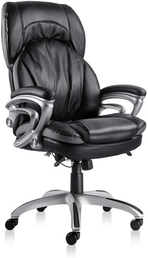 ORVEAY High Back Office Chair Executive Managerial Desk Chair Ergonomic Heavy Duty Computer Chair for Sale in Twentynine Palms, CA