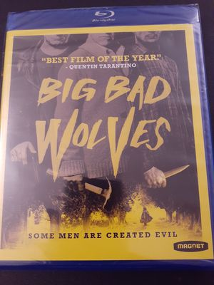 BIG BAD WOLVES (Blu-Ray) NEW! for Sale in Lewisville, TX