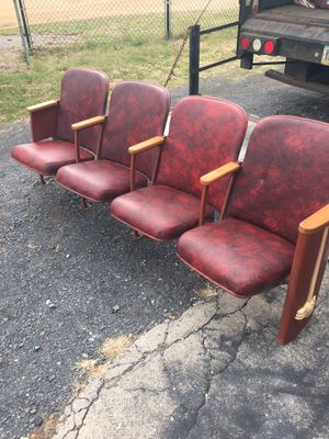 Movie Theater seats for Sale in Pine Grove, PA