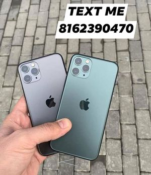 IPhone 11pro max for Sale in Eddyville, IA