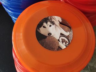 Dog Disc 9inch Best Flying for Sale in Monterey Park,  CA