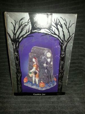 Tim Burton's Nightmare before Christmas Cookie Jar for Sale in Staten Island, NY