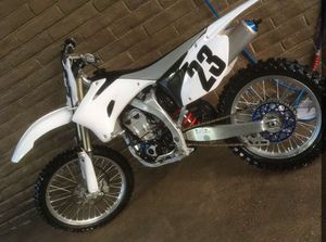 Yamaha 250 dirt bike 2008 for Sale in Littleton, CO