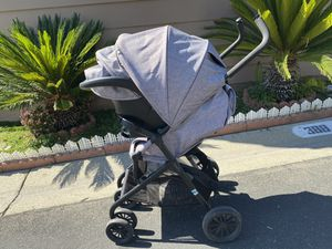 Evenflo Stroller with Car Seat and Car Adapter for Sale in City of Industry, CA