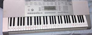 Keyboard Casio LK 280 for Sale in Silver Spring, MD