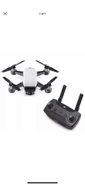 Brand New DJI Spark Drone with Remote for Sale in Tacoma, WA